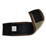 View Image 3 of Playa Pup Dog Belly Band - Dark Brown