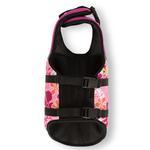 View Image 4 of Playa Pup Dog Lifejacket - Misty Pink