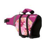 View Image 2 of Playa Pup Dog Lifejacket - Misty Pink