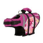View Image 3 of Playa Pup Dog Lifejacket - Misty Pink