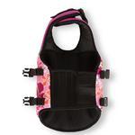 View Image 5 of Playa Pup Dog Lifejacket - Misty Pink