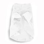 View Image 2 of Playa Pup Sun Protection Dog Shirt - White