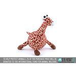 View Image 1 of P.L.A.Y. Safari Dog Toy - Gabi the Giraffe