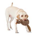 View Image 3 of Busy Buddy Pogo Plush Dog Toy - Beaver