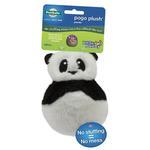 View Image 2 of Busy Buddy Pogo Plush Dog Toy - Panda