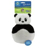 View Image 4 of Busy Buddy Pogo Plush Dog Toy - Panda
