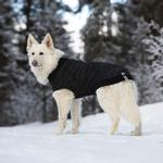 View Image 3 of Polaris Reflective Dog Sweater - Black