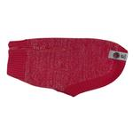 View Image 1 of Polaris Reflective Dog Sweater - Red