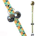 View Image 1 of Poochie Bells Fashionable Dog Doorbell - Welcome (Pineapples)