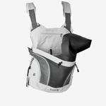View Image 3 of Poochy Pouch White Dog Carrier
