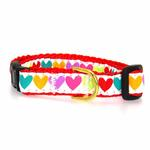 View Image 1 of Pop Hearts Cat Collar by Up Country