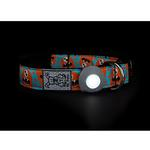 View Image 2 of Poppin' Light Dog Collar Safety Accessory by RC Pet