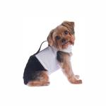 View Image 3 of Power Reversible Dog Harness - Brown & Berber Fleece