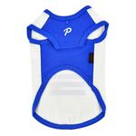 View Image 2 of Powerup Dog Tank by Puppia - Royal Blue