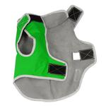 View Image 3 of Precision Fit Dog Parka - Green