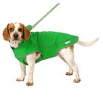 View Image 6 of Precision Fit Dog Parka - Green