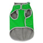 View Image 2 of Precision Fit Dog Parka - Green