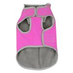 View Image 2 of Precision Fit Dog Parka - Pink