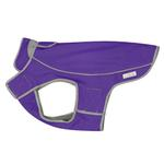 View Image 3 of Precision Fit Dog Parka - Purple