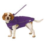 View Image 1 of Precision Fit Dog Parka - Purple