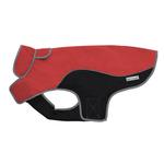 View Image 1 of Cloak & Dawggie Precision Fit Sport Dog Parka - Red and Black