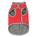 View Image 2 of Precision Fit Dog Parka - Red