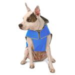 View Image 5 of Precision Fit Dog Parka - Royal Blue
