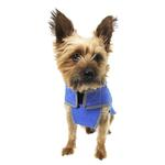 View Image 6 of Precision Fit Dog Parka - Royal Blue
