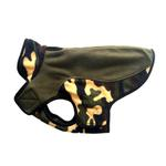 View Image 1 of Precision Fit Sport Fleece Dog Coat by My Canine Kids in Camo