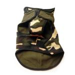 View Image 2 of Precision Fit Sport Fleece Dog Coat by My Canine Kids in Camo