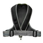 View Image 3 of Precision Sport Mesh Dog Harness - Black
