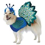 View Image 1 of Pretty as a Peacock Dog Costume