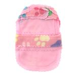 View Image 4 of Pretty Paws Fleece Dog Jacket by Cha-Cha Couture