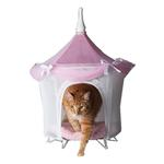 View Image 1 of Pretty in Pink Bed Tent
