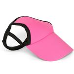 View Image 1 of Pretty Pink Dog Visor by Playa Pup