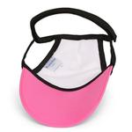 View Image 2 of Pretty Pink Dog Visor by Playa Pup