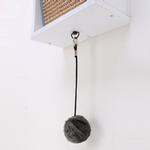 View Image 3 of Primetime Petz Hauspanther CATchall Wall Mounted Cat Scratcher