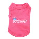 View Image 1 of Princess Dog Tank by Parisian Pet