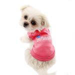 View Image 3 of Princess Dog Tank by Parisian Pet