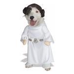 View Image 1 of Star Wars Princess Leia Dog Halloween Costume