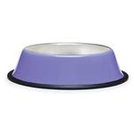 View Image 1 of Proselect Anti-Skid Dog Bowl - Lavender