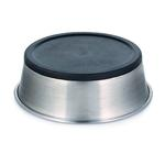 View Image 2 of ProSelect Stainless Steel Dog Bowl with Rubber Base