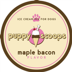 View Image 2 of Puppy Scoops Ice Cream Mix - Maple Bacon