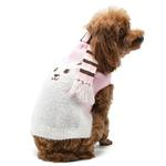 View Image 4 of PuppyPAWer Bunny Dog Sweater