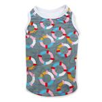 View Image 1 of PuppyPAWer Lifesaver Dog Tank Top by Dogo