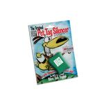 View Image 1 of Quiet Spot Pet Tag Silencer - Green