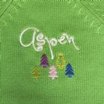 View Image 2 of Aspen Dog Sweater by Beverly Hills Dog - Green