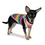 View Image 2 of Rainbow Dog Tank Top by Dogo