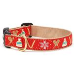 View Image 1 of Snowshoes Dog Collar by Up Country