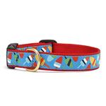 View Image 1 of Buoys Dog Collar by Up Country